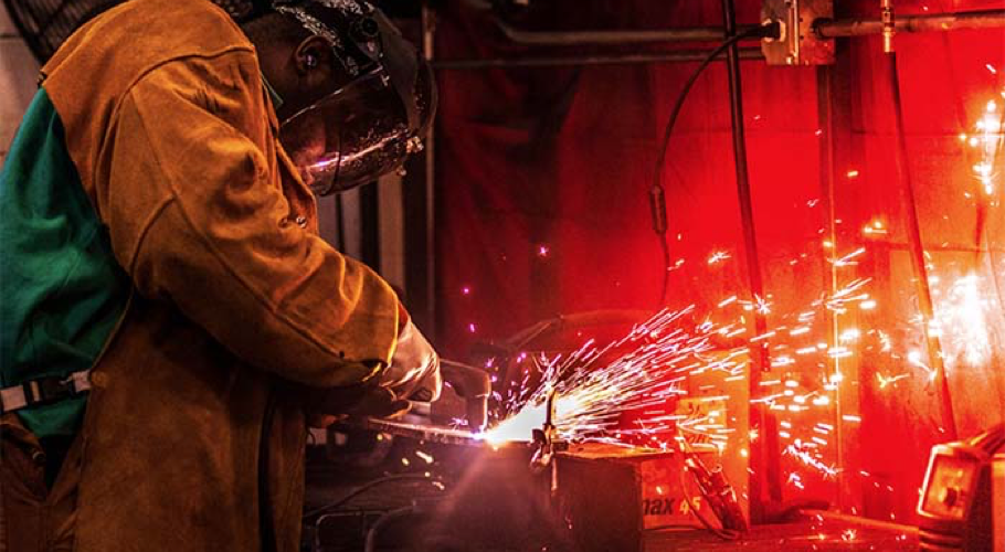 Welding Training Plasma Cutter Workshop